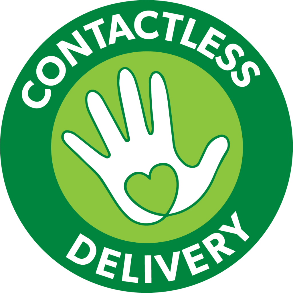 contactless lawn delivery